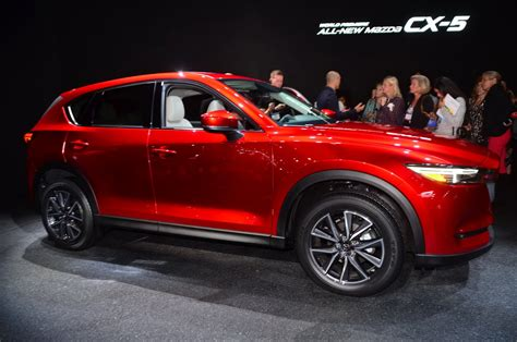 what kind of car is mazda curvy new 2017 mazda cx 5 looks really good in soul red