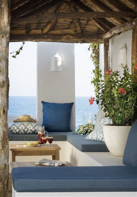cool  inviting summer terrace decor ideas digsdigs