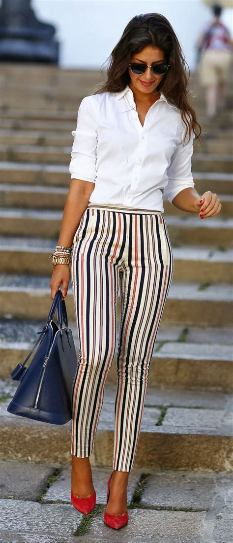 Trendy Summer Work Outfits For Women 2019