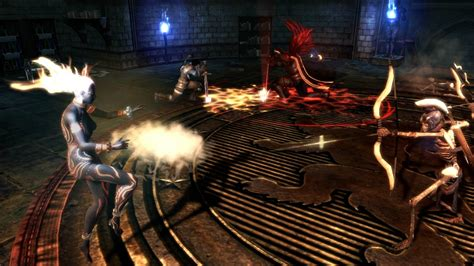 dungeon siege 3 lower ravens rill side quest guide