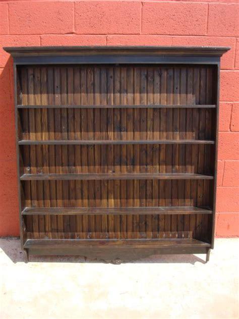 antique pine plate rack antique wall shelf antique cup