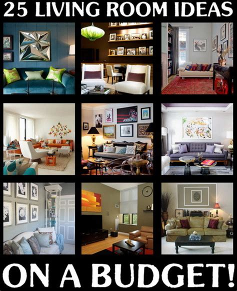 Living Room Decorating Ideas On A Budget Uk by 25 Beautiful Living Room Ideas On A Budget