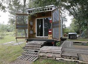 The $10K 192 Sq. Ft. DIY Bachelor Pad Tiny House – Tiny ...