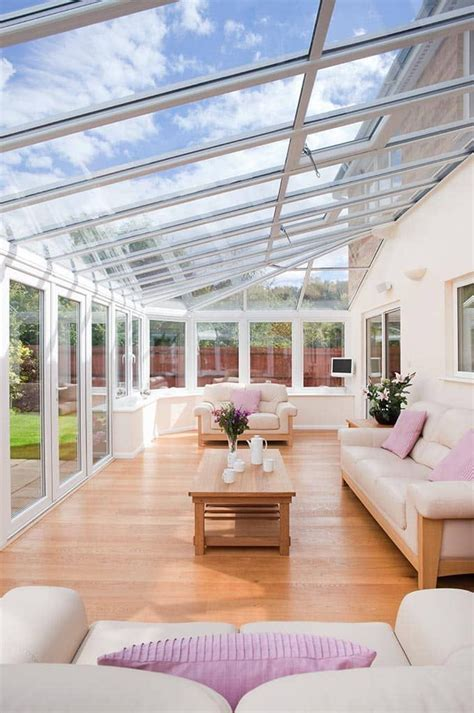 view   upvc conservatory  everest home