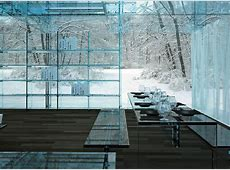Glass Houses by Santambrogio Milano Architecture & Design