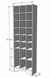 PDF DIY Shoe Rack Plans Ana White Download shoe rack build