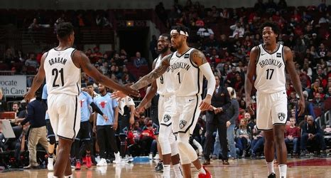 Brooklyn Nets: Player grades from thorough victory at Chicago