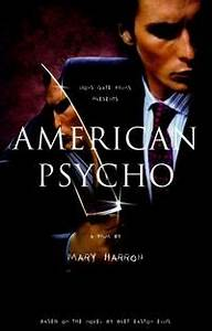 American Psycho Poster Rare | www.pixshark.com - Images ...