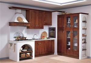 19 modular kitchen design ideas for small space for Small space modular kitchen designs