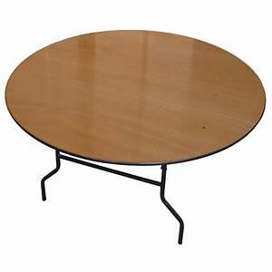 Table Pliante Ronde : table pliante ronde traiteur dia 183cm 10 personnes table pliante table pliante bois ~ Teatrodelosmanantiales.com Idées de Décoration
