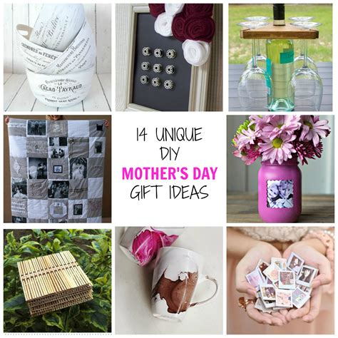 mothers day 2015 gifts 14 unique diy mother s day gifts simplify create inspire
