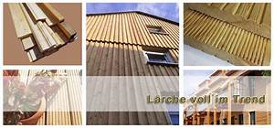 Vorhänge Für Den Außenbereich : k p holz l rchenholz f r den au enbereich ~ Sanjose-hotels-ca.com Haus und Dekorationen