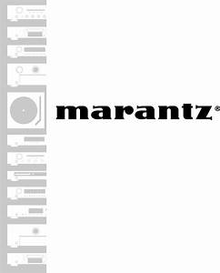 Marantz Stereo Receiver Nr1504 User Guide