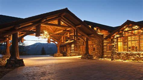 Homes Interiors - luxury log cabin home luxury log cabin homes interior log cabin luxury homes mexzhouse com