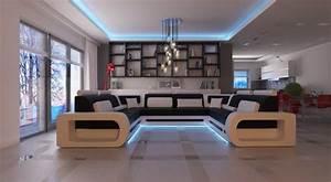 Sofa U Form Klein : sofas und ledersofas stuttgart 4 designersofa ecksofa bei jv m bel ~ Bigdaddyawards.com Haus und Dekorationen