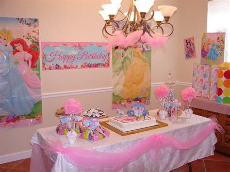 princess cake table decorations favors cakes topiaries and