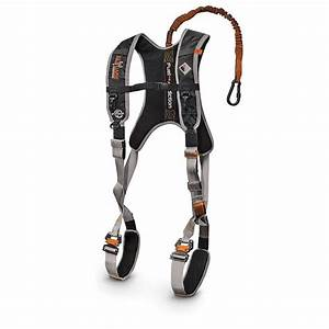 Big Game U00ae Diamondback Deluxe Safety Harness