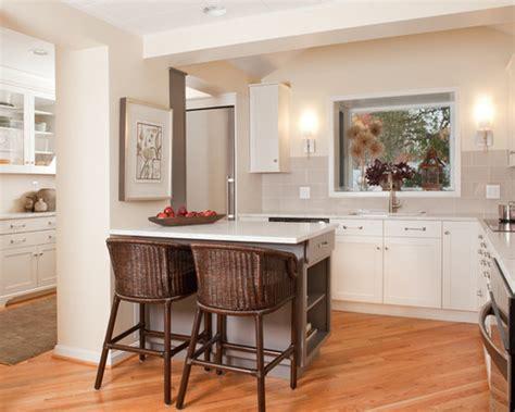 functional small kitchen peninsula design ideas obsigen