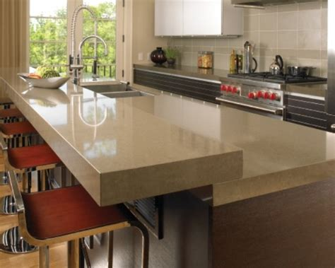 unique kitchen counter tops 30 unique kitchen countertops of different materials digsdigs