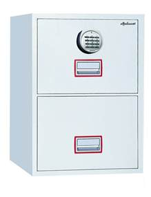 diplomat resistant filing cabinets 2 drawer combination lock dfc2000e safes australia