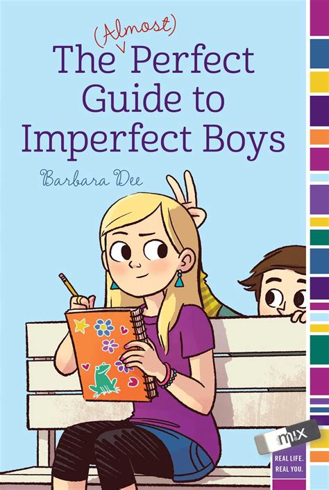 The Guide by The Almost Guide To Imperfect Boys Book By