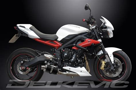 Delkevic Exhaust Silencers Carbon Fibre And 304 Stainless
