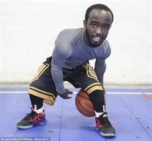 Jahmani Swanson the MJ of dwarf league hoops | Sports, Hip ...