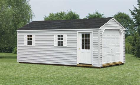 Sheds, Barns & Garages  Pine Ridge Barns