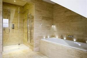 photo salle de bain en pierre naturelle With pierre naturelle salle de bain