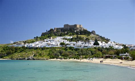 rhodes island  greece thousand wonders