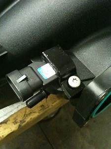 Ls3 Map Sensor End Connector With Ls1 Engine Harness End