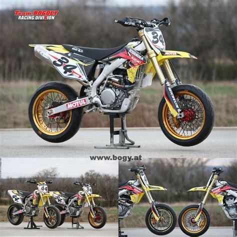 Supermoto Suzuki by Suzuki Rm Z450 Supermoto Supermoto1st Motorcycle
