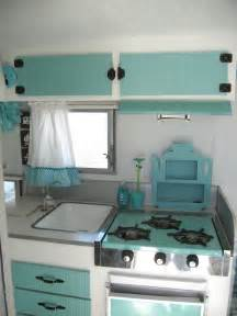 My Little Vintage Travel Trailer