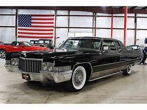1970 Cadillac Deville For Sale