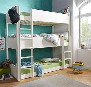 Etagenbett 3 Personen : etagenbett mit 3 schlafgelegenheiten online kaufen otto ~ Orissabook.com Haus und Dekorationen