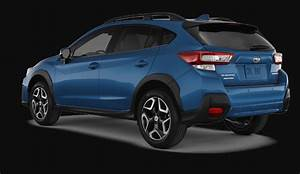 2020 Subaru Crosstrek Quartz Blue Pearl Colors  Release