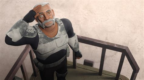 New Star Wars Rebels Series Finale Images And Video Released