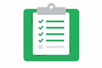 Checklist Icon Site Visit Smart Check Things