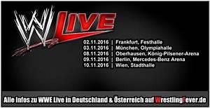 Wwe News Deutsch : wwe wwe live im november 2016 in frankfurt m nchen oberhausen berlin wien alle infos ~ Buech-reservation.com Haus und Dekorationen