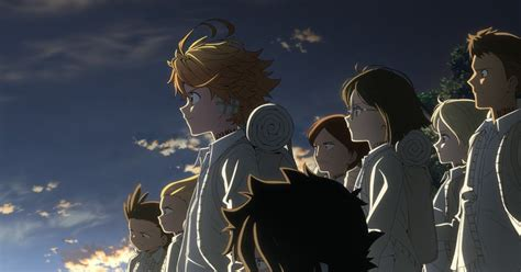 The Promised Neverland Confirms Season For October