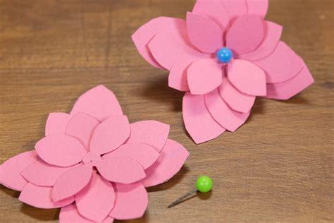 Fleur En Papier  Comment En Fabriquer