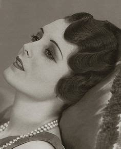 1920s hair styles elsie in the merry widow stage performers 6579