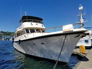 1983 Stephens 74 Motor Yacht Power Boat For Sale - www ...