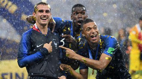 France, Championne Du Monde  Le Début D'une Dynastie