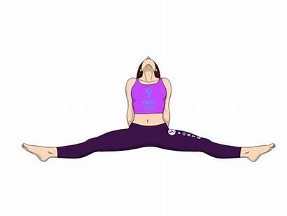 Yoga Seated Pose Angle Facing Upward Poses