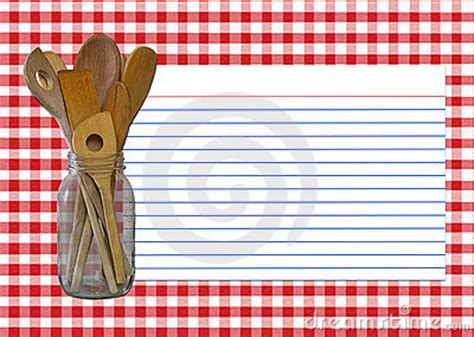clipart recipe cards png  cliparts
