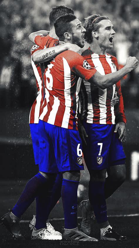 Club atlético de madrid, s.a.d. Atlético Madrid 2018 Wallpapers - Wallpaper Cave