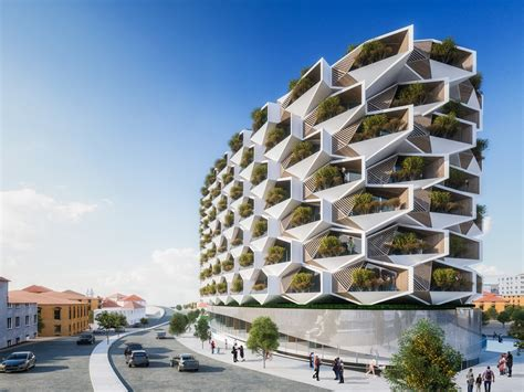 Sustainable Architecture  Urban Rural Project By Eray