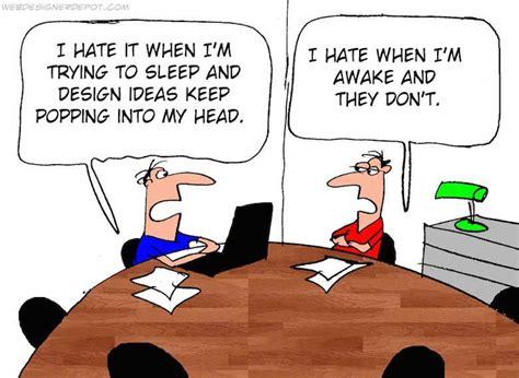 funny comic strips  designers  love