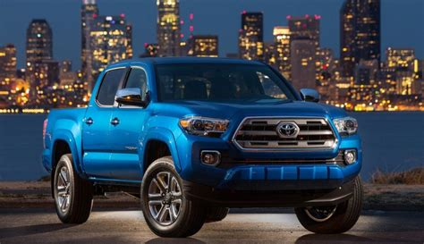 2018 Toyota Tacoma Release Date Price Changes Design